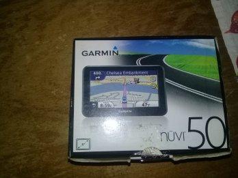 GPS Garmin Nuvi 50 Impecable