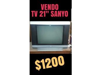 VENDO TV SANYO 21