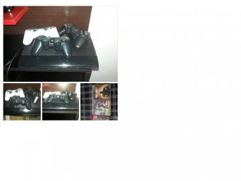 Vendo PLay Station 3 Slim 500gb