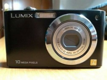 Camara Digital Panasonic Lumix DMC-FS42