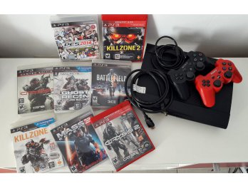 Vendo PlayStation 3 impecable
