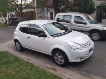 IMPERDIBLE FORD KA PLUS 2011