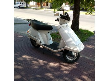 Vendo honda elite 80cc