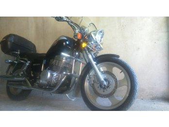 VENDO GUERRERO GMX 250 cc, ORIGINAL, casi nueva