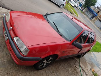 renault 19 rn 1.6 iny. con gnc