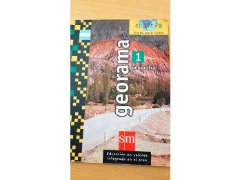 GEORAMA 1 GEOGRAFÍA - SM
