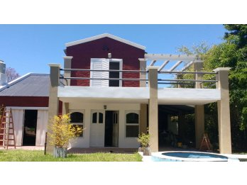VENDO Casa quinta en La Juanita