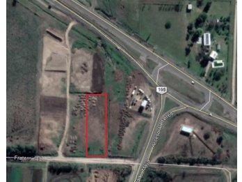 Excelente Lote de 32x103 (3296 m2) zona acceso Norte