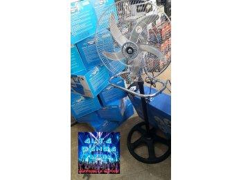 """Ventilador 5 Aspas METAL 3 en 1  18""""  Gran caudal de aire"""