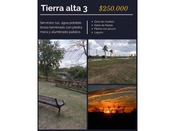 TIERRA ALTA 3 - BARRIO DE ALTA PRESENCIA