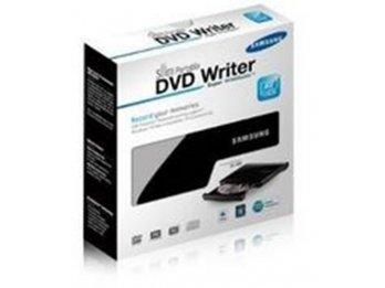 Grabadora De Dvd-cd Externa Samsung Se-208gb/rsbd Box