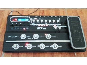 Zoom G7 (Valvular)