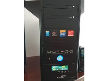CPU GAMER/DISEÑO C/ ATI RX 460