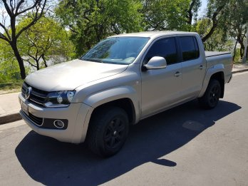 AMAROK 2.0TDI HIGH PACK CUERO 4X4