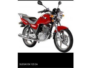 Vendo suzuki en 125 2a Impecable Titular