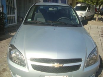 Chevrolet celta lt 1.4 2012