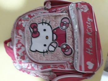Vendo mochila sin carrito de niña KITTY