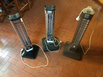 Estufas Electricas