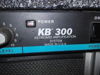 KB300 peavey