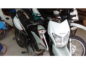 Compro moto honda XR 125 o 150 pago contado