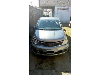 Nissan Tiida 1.8 Visia Mod 2009 (chocado Con 08)