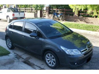 CITROEN C4 PACK PLUS 1.6 16V, 2014, 52.000 KM, UNICO DUEÑO