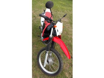 VENDO XR 250 TORNADO 2013 12500KM