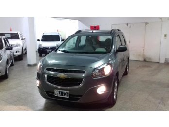 chevrolet spin impecable acepto canje