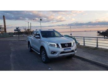 Nissan Frontier NP300 LE 4x2 manual 2017