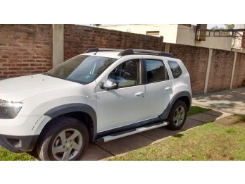 VENDO PERMUTO DUSTER 4X4 2014 FULL FULL