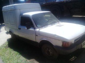 Vendo Fiat Fiorino (motor a armar)