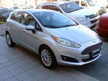 VENDO FORD FIESTA KINETIC 1.6 TITANIUM