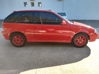 Suzuki Swift GTI 1995 Japon