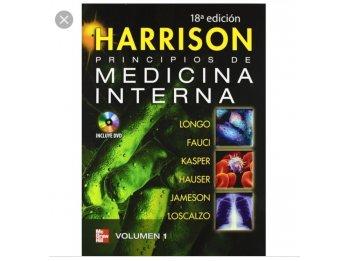HARRISON MEDICINA INTERNA - CLÍNICA MÉDICA