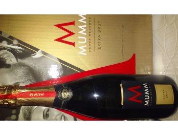 Champagne MUMM $200