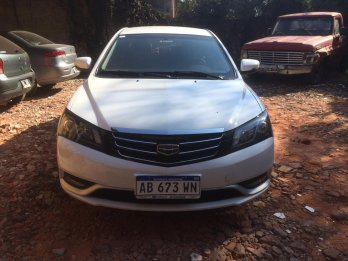 GEELY EMGRAND F GS 2017