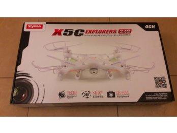 Drone X5C explorers