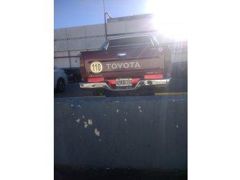 Vendo Toyota Hilux 2001 en buen estado