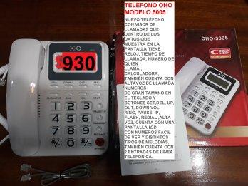 Teléfono OHO modelo 5005