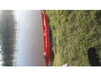 Kayak triplo