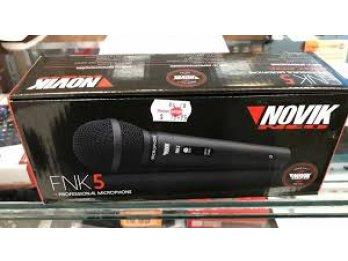 Microfono Profesional Novik