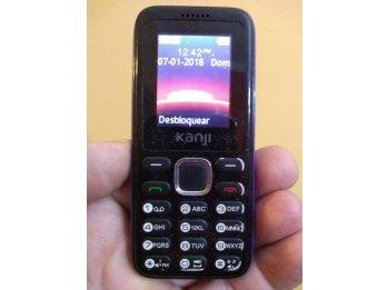 Vendo celular kanji para dos chip