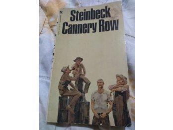 Libro en inglés CANNERY ROW