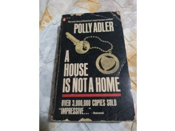 Libro en inglés A HOUSE IS NOT A HOME