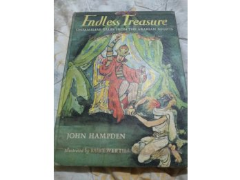 Libro en inglés ENDLESS TREASURE
