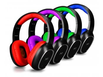 Auriculares Bluetooth Noga Manos Libres Pc Notebook