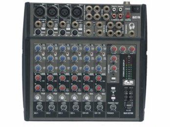 Vendo cosola gbr md855 pro 8 canales (3 usos)