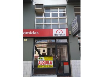 SE ALQUILA LOCAL CON OFICINAS EN PA calle 25 de Mayo