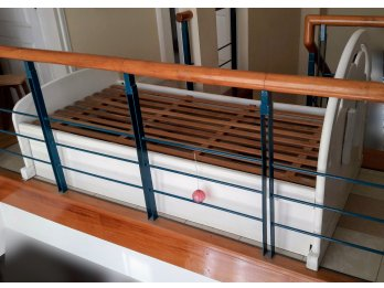 Vendo cama de 1,90m x 90cm de ancho
