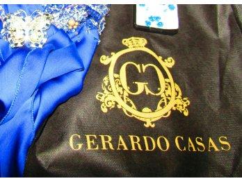 Vestido diseño exclusivo GERARDO CASAS